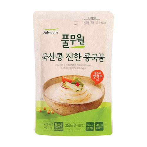 풀무원 진한콩국물(1kg)(하절기 공급품목으로 5월~9월만 공급)