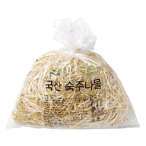 국산 숙주나물(1kg)